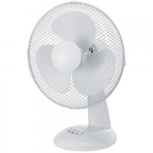 4x 12 Inch Desk Fan Oscillating 3 Speed Control