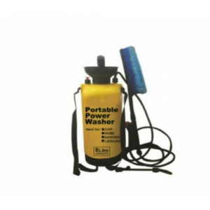 6  x  8 Litre Portable Power Pressure Washer Sprayer with Hose Jet Brush  NEW LOWER PRICE