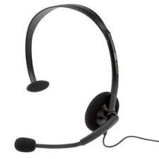 20 x 360 Live Online Chat Headset with Mic Gaming Headphones 2.5mm AUX